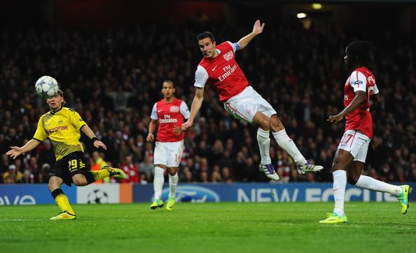 Robin Van Persie Arsenal
