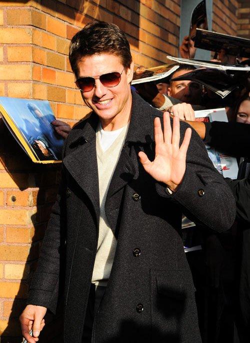 Tom Cruise 2013